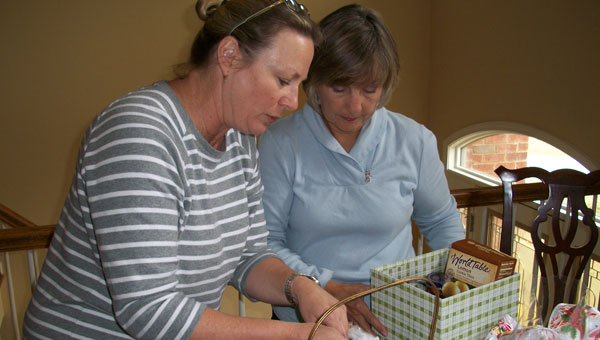 Sowers of Seed volunteers Lynn Coleman and Barbara Haynie are preparing to serve kids in need this summer. (File)
