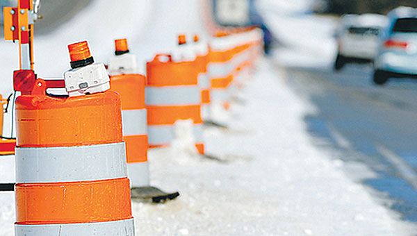 Alabaster will repave several city roads beginning in the next few weeks. (File)