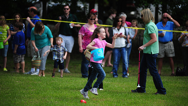 The city of Helena will host a city-wide Easter egg hunt on Saturday, March 28. (File)