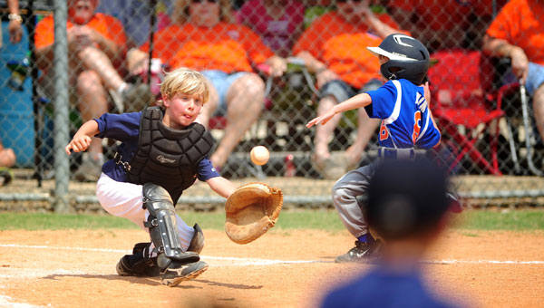 The Opening Day ceremony for Helena youth baseball and softball will be Saturday, March 7, beginning at 9 a.m. (File)