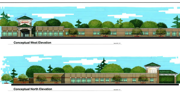 Rehab hospitals proposed by HealthSouth, pictured, and Shelby Ridge are pending a pair of court decisions. (File)