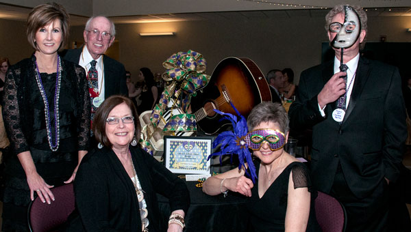 The Helena Belles Inaugural Masquerade Ball held on March 2. (Contributed)