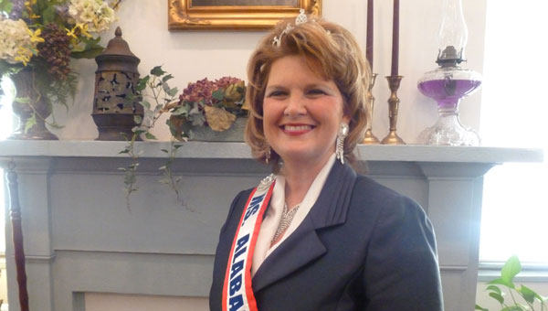 Ms. Senior Alabama 2012 Niva Dorough of Westover will crown the new Ms. Senior Shelby County 2013 on April 6. (Contributed)