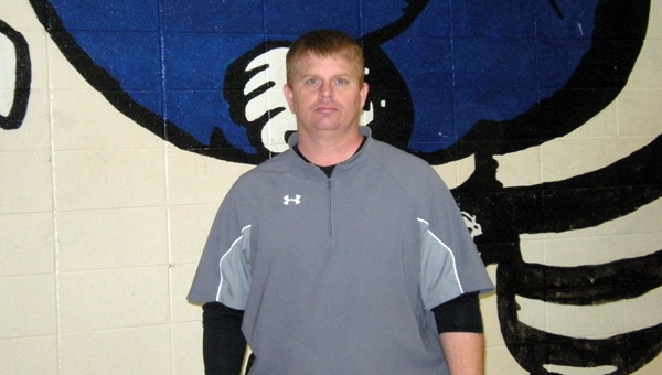 New Chelsea head football coach Chris Elmore began his first season with the Hornets March 25. (Reporter photo/Mickel Ponthieux)