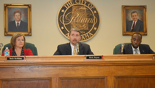 The Pelham City Council voted unanimously on July 25 to raise the city's sales tax. (File)