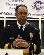 Birmingham Police Chief A.C. Roper.