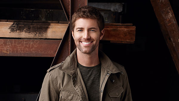 Country music star Josh Turner will headline the 2013 Alabaster CityFest, which will be held on June 1 at Alabaster's Municipal Park. (Contributed)