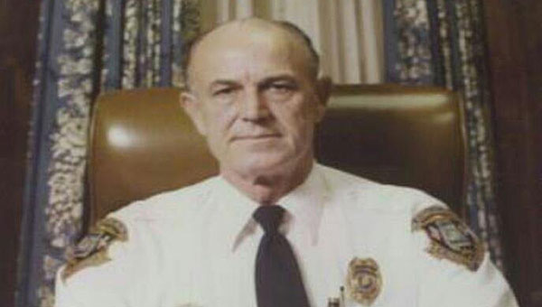 """Former Alabaster police chief Clarence """"Bull"""" Carter was recently laid to rest in Alabaster. (Contributed)"""