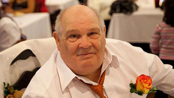 """Guiseppe Bertolone, who was well-known as """"Papa Joe"""" at Alabaster's Joe's Italian restaurant, passed away on March 6. (Contributed)"""