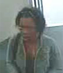 This is one of the suspects in a recent CVS Pharmacy robbery in Inverness. (Contributed photo)