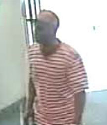 This is the other suspect in a recent CVS Pharmacy robbery in Inverness. (Contributed photo)