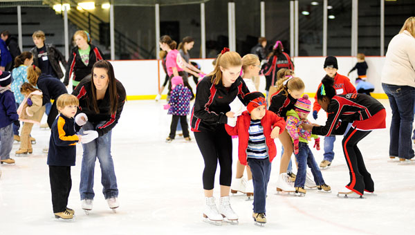 The Pelham-bration event will include a free public ice skating session at the Pelham Civic Complex and Ice Arena. (File)