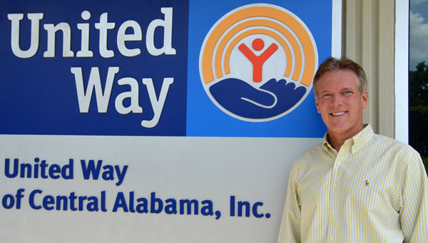 Shelby County's Randy Betsch is the vice president of agency impact for United Way of Central Alabama. (contributed)