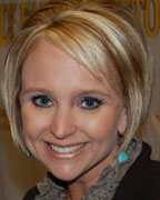 Kelli Holmes is the Birmingham Humane Society's director of development. (contributed)