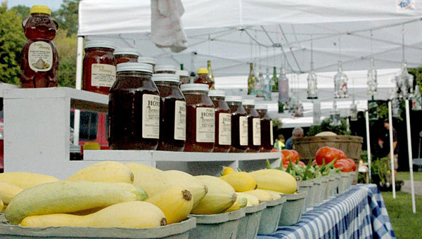 The Helena Market Days farmers' market will begin on June 1 at the Helena amphitheater. (Contributed)