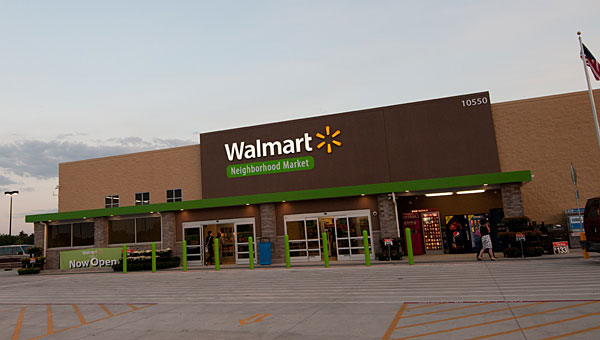 A Walmart Neighborhood Market will be coming to Helena's former Winn Dixie building off Shelby County 17. (Contributed)