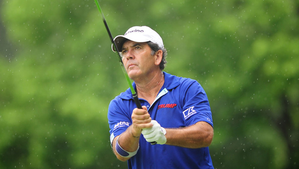 David Frost captured the 2013 Regions Tradition at Shoal Creek, beating Fred Couples by one stroke.