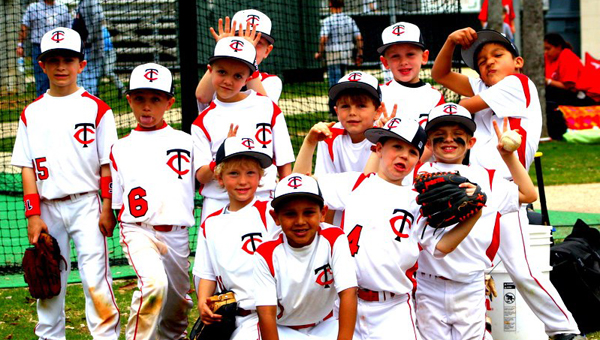 The Alabaster Crew 7U travel baseball squad finished runner-up in its home tournament June 14-16.