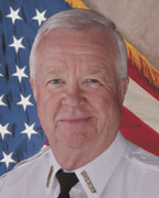 Sheriff Chris Curry