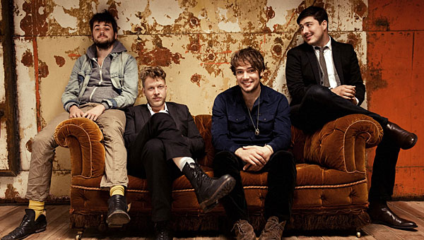 Mumford and Sons will perform at Pelham's Oak Mountain Amphitheatre on Sept. 9. (Contributed)