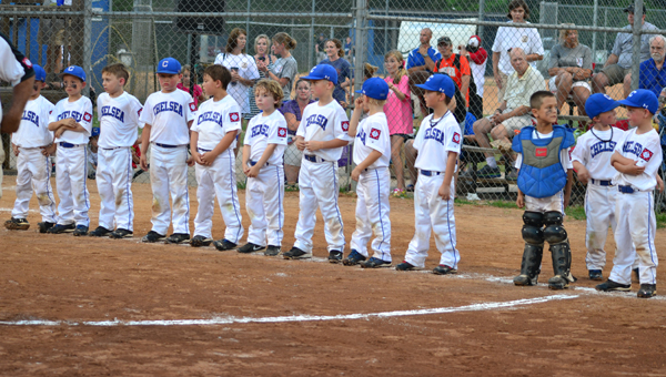 "Chelsea's popular baseball team, the ""Pain Train,"" is headed to the 6U Dizzy Dean World Series in South Haven, Mississippi on July 12."