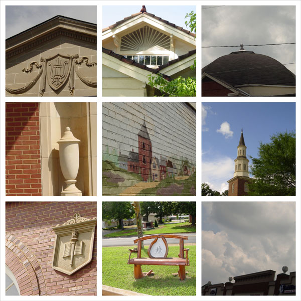Can you guess the location of these Montevallo camera shots?  (contributed)