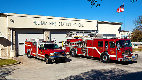 Phone lines are back up at Pelham Fire Station No. 1 and several other city buildings after lightning struck the area last week. (Contributed)