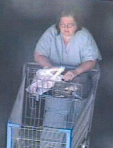 Alabaster police are looking for information on this woman. (Contributed)