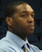 Former Calera Eagle basketball player George Drake will coach Calera High School's 2013-14 basketball team. (contributed)