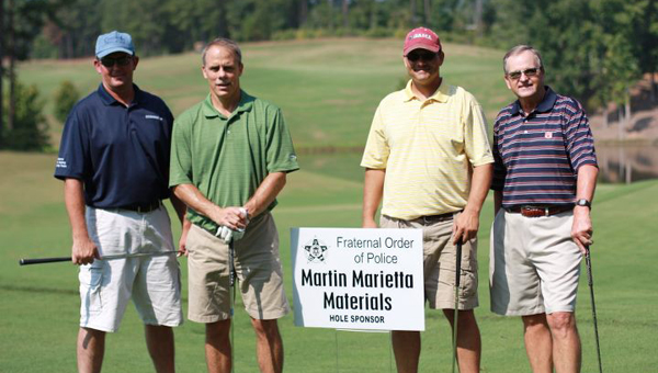 The Shelby County Fraternal Order of Police Lodge 41 will hose its annual charity golf tournament Aug. 29 at Ballantrae Golf Club. (Contributed)