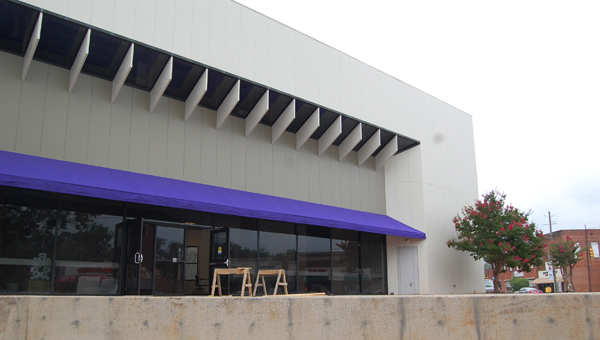 Montevallo on Main, formerly the Alabama Power building, will open Aug. 23 with a ribbon-cutting ceremony and open house beginning at 10 a.m.