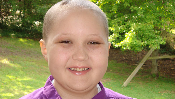 The Nonni's Hope organization is working to support 11-year-old Alabaster resident Emily Skelding. (Contributed)