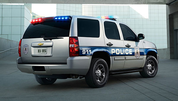 The Alabaster Police Department will be introducing new Chevrolet Tahoe police vehicles later this year similar to this GMC stock photo. (Contributed)