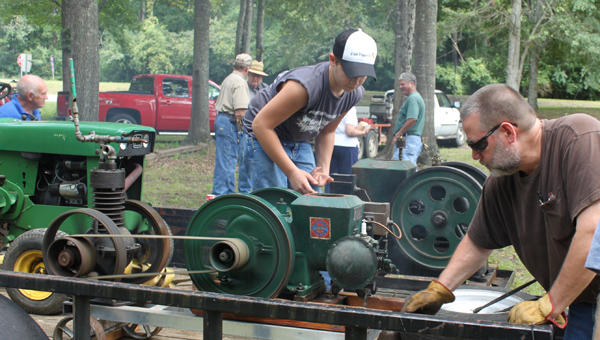 The 6th annual Shelby Ironworks Engine Show will be held Sept. 7 from 9 a.m.-5 p.m. (FILE)