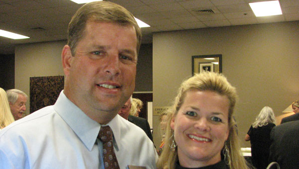 Mayor and Mrs. Jon (Shanna) Graham (contributed)