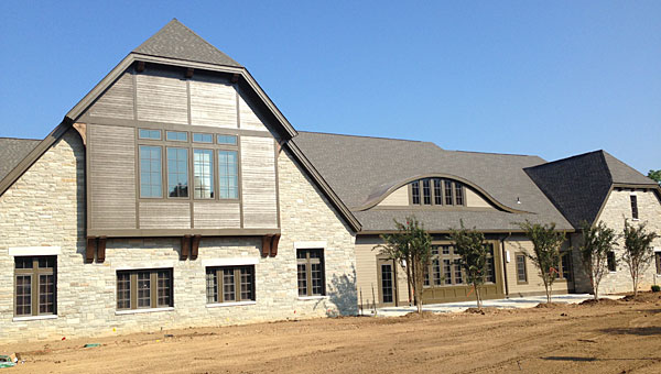 Alabaster will hold an open house at the city's new administration and court building on Dec. 30-31. (File)