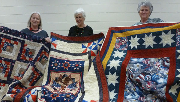 Quilts for Valor (contributed)
