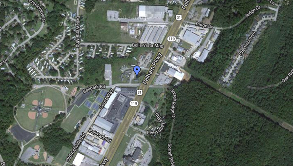 The Gofourth mobile home dealership on U.S. 31 in Pelham soon will vacate its current location. (Contributed)