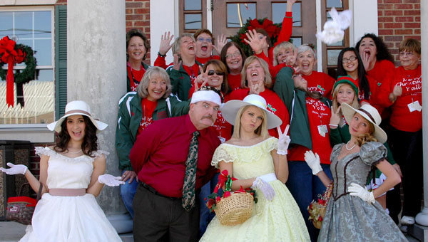 The Helena Christmas Parade Committee is looking forward to this year's parade. (contributed)