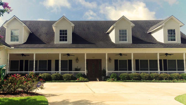 Independence Inn, a bed and breakfast, opened Labor Day weekend in Montevallo. (Contributed)