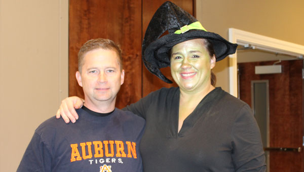 The City of Pelham held a Benefits Expo on Halloween. (contributed)