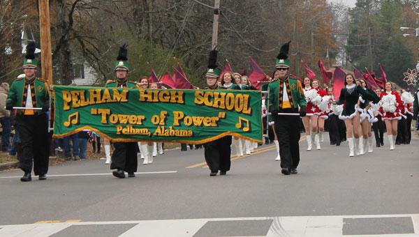 This year marked the final Helena Christmas parade before Helena High School opens next year. (Contributed)