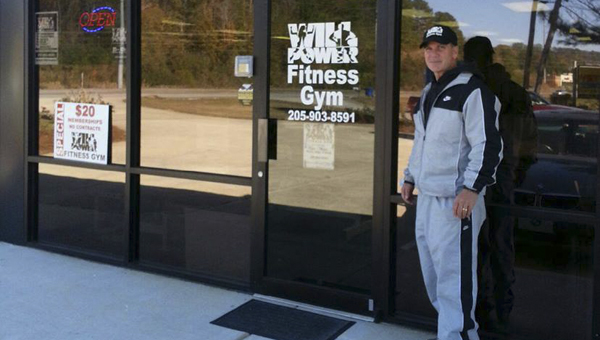 Will Lantrip recently opened Willpower Fitness Gym in Chelsea Med Plaza off U.S. 280. (Contributed)