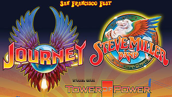 Journey and the Steve Miller Band will perform at the Oak Mountain Amphitheatre in May 2014. (Contributed)
