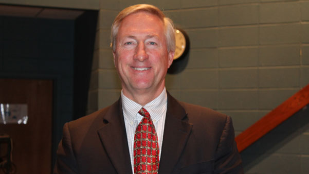 Paul Howell is serving as vice president of the Pelham Board of Education. (contributed)