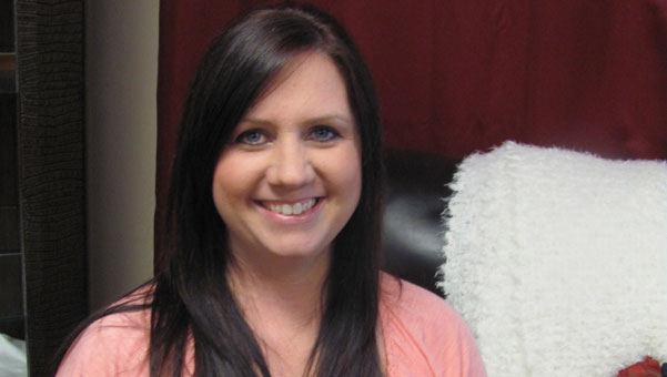Missy Campbell, the new owner of Shear Grace Hair Salon. (contributed)