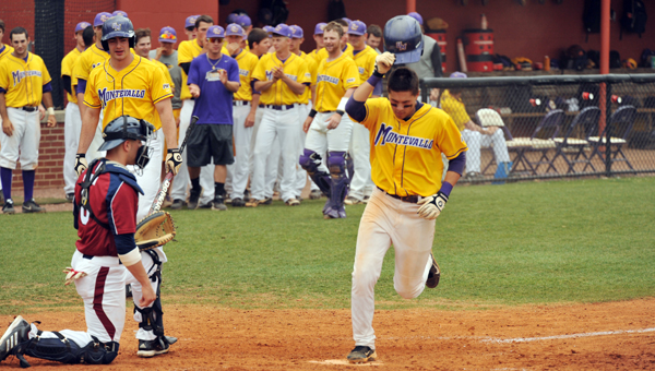 The University of Montevallo baseball team is ranked No. 33 in the preseason Collegiate Baseball Newspaper NCAA Division II poll heading into the 2014 season. (University of Montevallo/Matthew Orton)