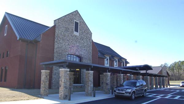Chelsea's new Forest Oaks Elementary opened Jan. 3. (Reporter Photo / Cassandra Mickens)