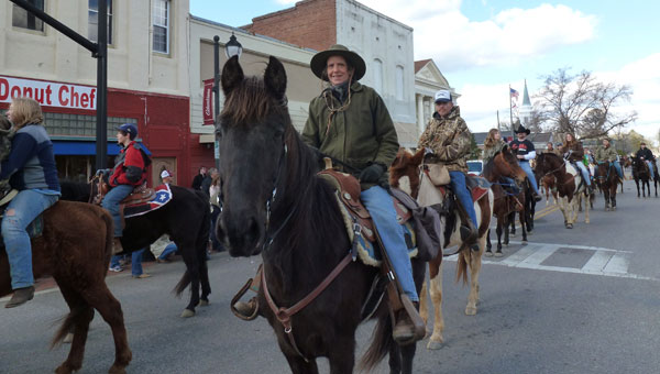 The Sixth Annual Cowboy Day will be Saturday, Feb. 15 in Columbiana. (contributed)