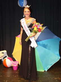 CUTLINE: Miss Shelby County 2014 Holland Brown will model at the Celebration of the Arts fashion show luncheon Feb. 8 at Columbiana First Baptist Church. (contributed)